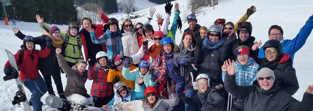 Weekend Sneeuw Sauerland 2016